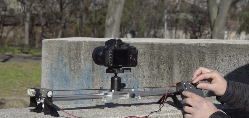 Motorized slider / slider engine – tutorial