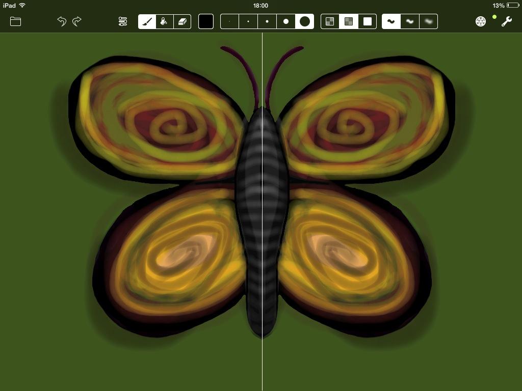 Забавно приложение за рисуване Amaziograph App